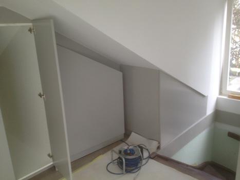 Bergk menuisier b niste r novation appartement for Amenagement de grenier
